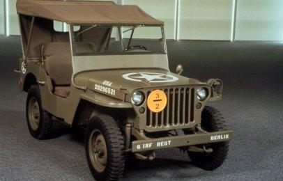 ¿Reconoces estos autos con pasado militar?