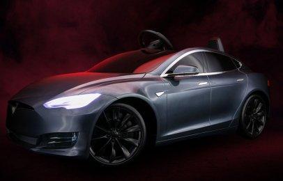 Video: Un mini Tesla que también es PC gamer, cortesía de Origin