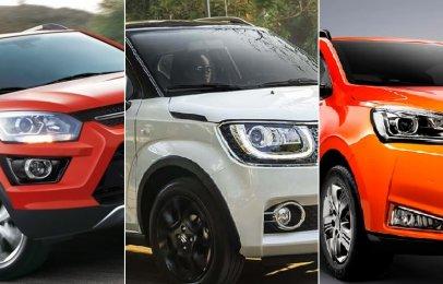 ¿Cuáles son las camionetas de 4 cilindros más económicas?