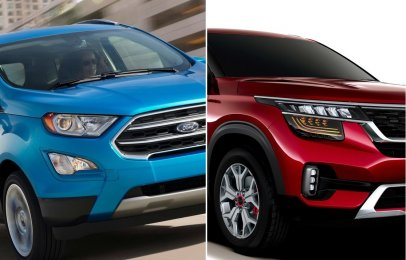 Comparativa: Ford EcoSport Titanium 2020 vs Kia Seltos GT Line 2020