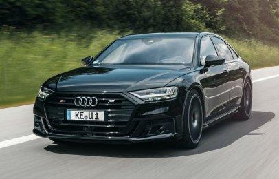 Audi S8 by ABT, más poder al lujoso sedán