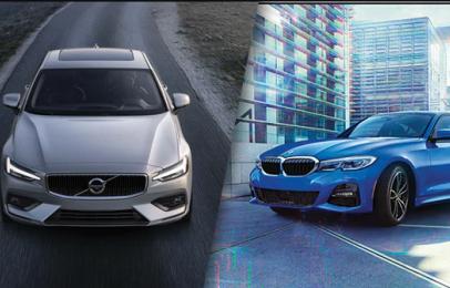Comparativa: Volvo S60 Ignite 2020 vs BMW Serie 3 330iA Sport Line 2020