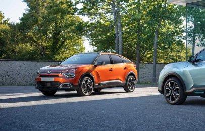 Citroën C4 2021, una nueva SUV Coupé que no veremos en nuestro país