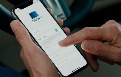 Los iPhone con Apple Car Key podrán abrir los autos de BMW