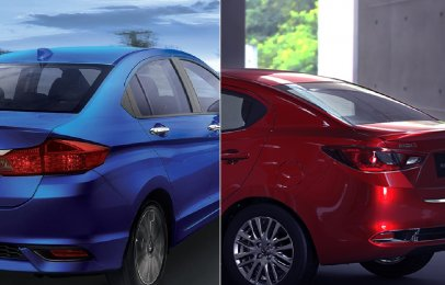 Comparativa: Honda City EX CVT 2020 vs Mazda 2 sedán i Grand Touring 2020