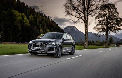 Las Audi SQ7 y SQ8 llegan con motores V8 de gasolina a Europa