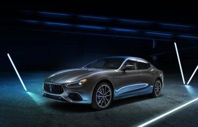 Maserati revela el nuevo Ghibli Hybrid con una estética actualizada