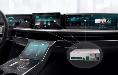 Bosch crea Cross-Domain Computing Solutions, una división para la tecnología en los autos