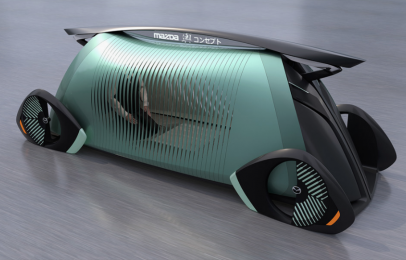 Mazda Koshi, concepto de estilo imperial