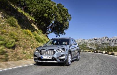 BMW confirma tren motriz eléctrico para la X1 y el Serie 5