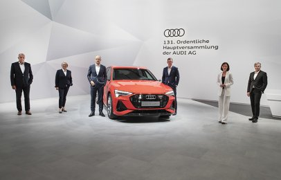 Audi transfiere todas sus acciones a Volkswagen