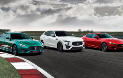 Los Maserati Ghibli y Quattroporte se suman a la familia Trofeo