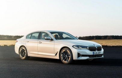 BMW Serie 5: Precios y versiones en México