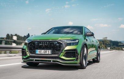 ABT Modifica la Audi RS Q8: llega hasta 315 km/h y alcanza 740 caballos de fuerza