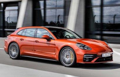 El Porsche Panamera Coupé se podría hacer realidad