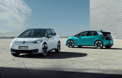 Inicia en Noruega distribución del Volkswagen ID.3