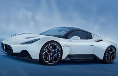 Conoce el nuevo Maserati MC20 y sus 600 hp