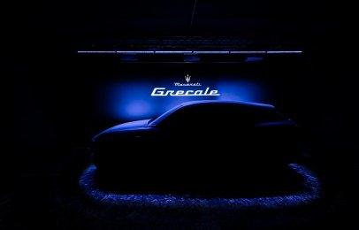 Maserati ya prepara su nueva SUV y su nombre es Grecale
