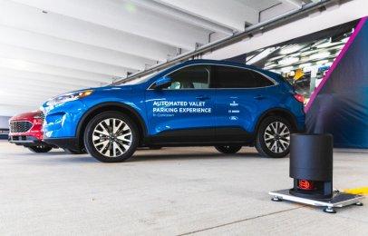 Video: Ford y Bosch trabajan en sistema de estacionamiento autónomo