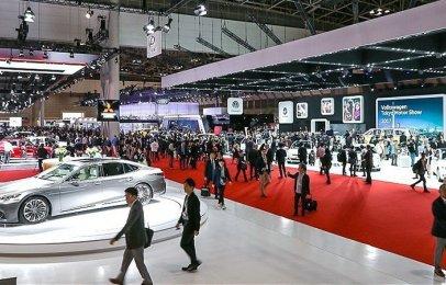 Auto Show de Ginebra volvería en 2021 con nuevo formato