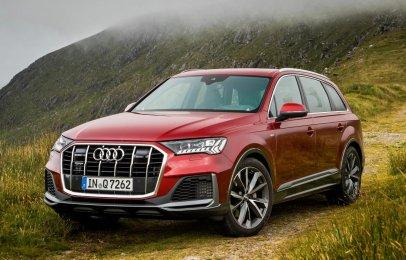 Audi Q7 2021 Reseña - Lujo, equipamiento y espacio