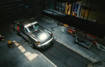 Video: El Porsche 911 Turbo estará en Cyberpunk 2077