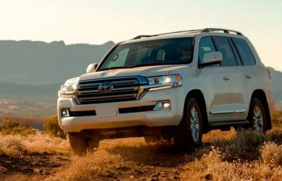 Toyota Land Cruiser 2021 Reseña - Capaz y confiable para los aventureros