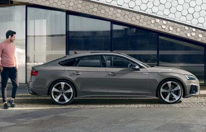 Audi A5 Sportback 2021 Reseña - Renovado y elegante