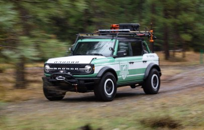 Ford y Filson muestran una Bronco pensada para emergencias