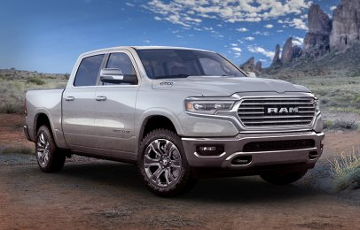 Una Ram 1500 conmemorativa por 10 años de la marca llegará a México en 2021