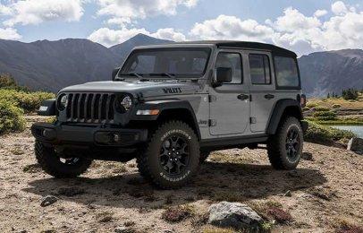 Jeep presenta la Wrangler Edición Willys 2021, limitada a 100 unidades para México