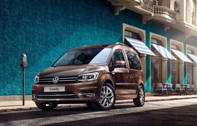Volkswagen Caddy: Precios y versiones en México