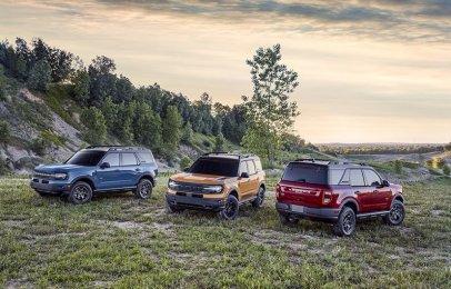 Ford Bronco Sport: Precios y versiones en México