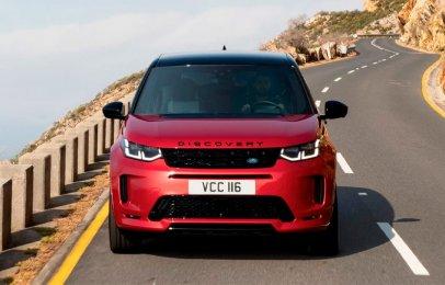 Land Rover Discovery Sport: Precios y versiones en México