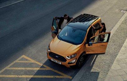 Ford EcoSport Active 2021, otra versión exclusiva para Europa