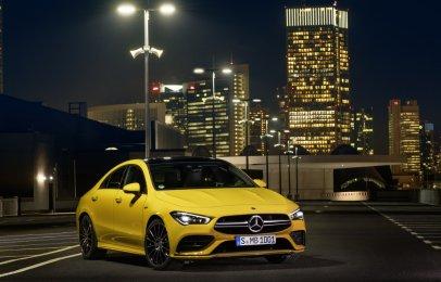 Mercedes-AMG CLA 2021 Reseña - Lujo y deportividad en un mismo lugar