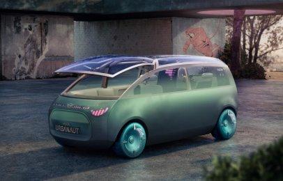Mini presentó el concepto Vision Urbanaut