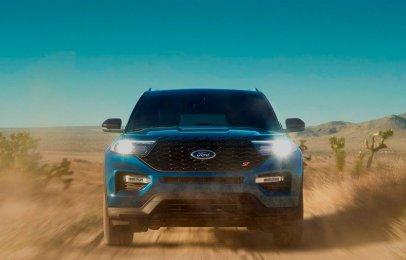 Ford Explorer 2021 Reseña – Extrovertida y dinámica pese a su enfoque familiar