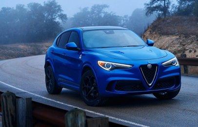 Alfa Romeo Stelvio recibe nuevo premio por su diseño