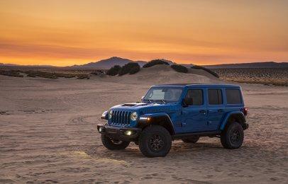 La Jeep Wrangler con motor V8 ya es una realidad y pronto estará a la venta