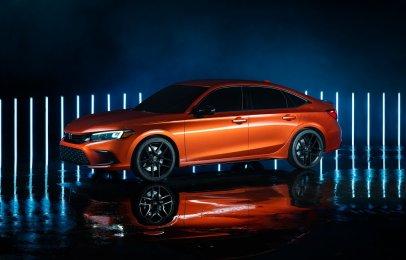 Honda Civic Prototype 2022, el compacto se reinventa