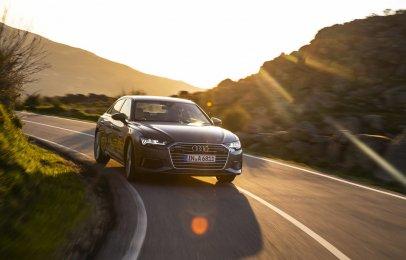 Audi A6 2021 Reseña - Todo el lujo de un sedán mediano