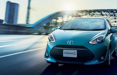 Toyota Prius C 2021 Reseña - Electrificación para iniciarse