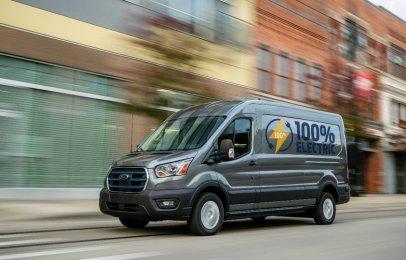 La Ford E-Transit se prepara para llegar al mercado mexicano