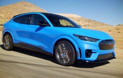 Ford espera gran depreciación de la Mustang Mach-E
