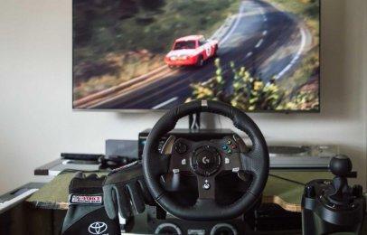 Los mejores volantes de simulación para iniciarte en el Sim Racing