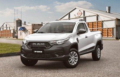 Ram 700: Precios y versiones en México