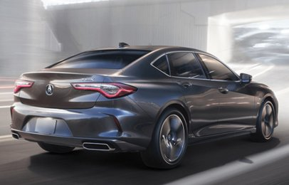 Acura TLX 2021 Reseña - Un sedán muy seductor