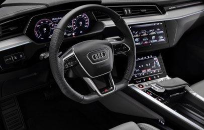 Audi revela las nuevas actualizaciones de la e-Tron 2021