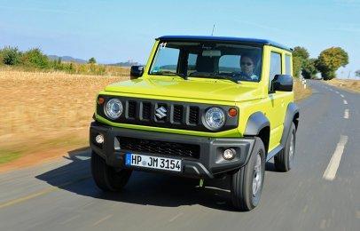 Suzuki Jimny: Precios y versiones en México